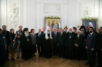 Церемония вручения Макариевских премий 2009 года