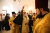 Визит Святейшего Патриарха Кирилла в Константинопольский Патриархат. День третий. Освящение храма в святых равноапостольных Константина и Елены на территории летней резиденции Генерального консульства Российской Федерации в Бююк-Дере