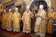 Патриаршее слово в Успенском соборе Московского Кремля