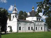 Святейший Патриарх Кирилл посетил Стефано-Махрищский монастырь