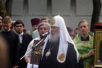 Слово Святейшего Патриарха Алексия на открытии памятника преподобному Савве Сторожевскому