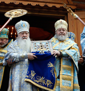 Курская Коренная икона Божией Матери «Знамение» доставлена в Москву