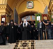 Предстоятель Русской Церкви благословил присвоить Александро-Невскому храму Нижнего Новгорода статус кафедрального собора