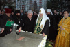 Патриарший визит в Молдову: посещение церковного детского дома «Праведный Иосиф»