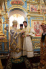 Патриарший визит в Санкт-Петербургскую епархию. День четвертый. Чин великого освящения Петропавловского храма в Сестрорецке и первая Божественная литургия в новоосвященном храме.