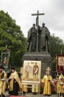 В день праздника равноапостольных Кирилла и Мефодия в Москве состоится Патриарший крестный ход