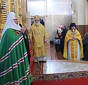 Патриаршее слово в Николо-Угрешском монастыре в день памяти свт. Николая Чудотворца