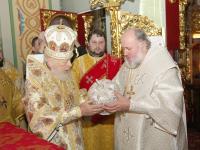 Архимандрит Александр (Нестерчук) рукоположен во епископа Городницкого, викария Киевской митрополии
