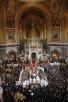 Отпевание Б.Н. Ельцина в храме Христа Спасителя