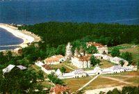 В канун дня памяти святых апостолов Петра и Павла Святейший Патриарх Кирилл совершил праздничную утреню в Коневском монастыре