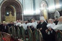 Завершился Поместный Собор Русской Православной Церкви