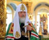 Слово Святейшего Патриарха Кирилла после Божественной литургии в Иосифо-Волоцком монастыре