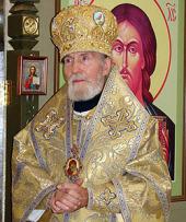 Предстоятель Русской Церкви поздравил архиепископа Керченского Анатолия с 55-летием служения в священном сане