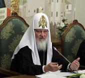 Святейший Патриарх Кирилл поделился своими впечатлениями от просмотра фильма «Поп», посвященного истории Псковской духовной миссии