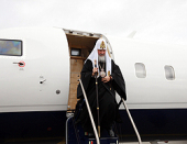 Предстоятель Русской Церкви прибыл в Баку