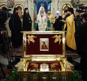 Завершился визит Святейшего Патриарха Кирилла в Баку