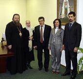 Состоялось рабочее совещание председателя Синодального отдела религиозного образования и катехизации и замминистра образования и науки РФ