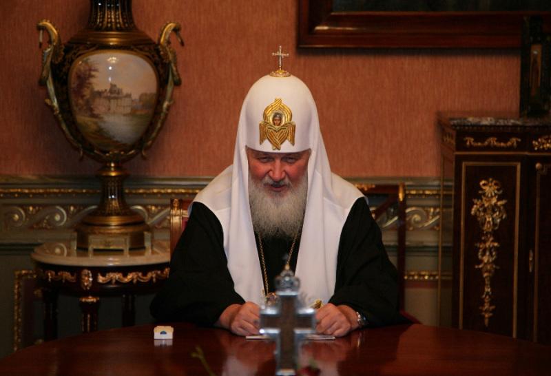 Патриарх кирилл выбрал орловскую область