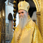Митрополит Черногорско-Приморский Амфилохий избран Местоблюстителем Сербского Патриаршего престола