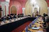 Заседание Издательского Совета Русской Православной Церкви под председательством Святейшего Патриарха Кирилла
