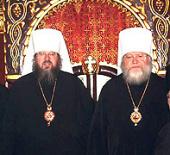 Состоялась встреча Предстоятеля Православной Церкви в Америке с Первоиерархом Русской Зарубежной Церкви