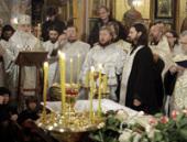 В Москве состоялось отпевание священника Даниила Сысоева