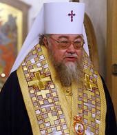 Святейший Патриарх Кирилл поздравил Предстоятеля Польской Православной Церкви Блаженнейшего Митрополита Савву с 30-летием архиерейской хиротонии