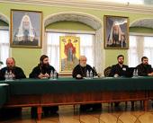 В Московской духовной академии прошла презентация Единой автоматизированной информационной системы
