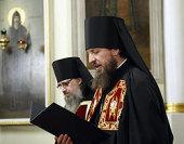 Слово архимандрита Климента (Родайкина) при наречении во епископа Рузаевского, викария Саранской епархии