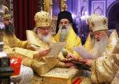 Архимандрит Кирилл (Покровский) хиротонисан во епископа Павлово-Посадского, викария Московской епархии