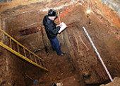 В Троице-Сергиевой лавре обнаружены останки основателя духовной семинарии