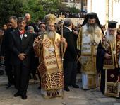Совершено прославление нового святого Иерусалимской Православной Церкви – новомученика Филумена