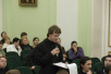 Посещение председателем Синодального информационного отдела Санкт-Петербургских духовных школ