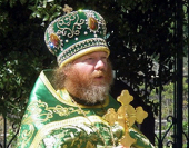 Скончался архимандрит Иоасаф (Маклеллан), начальник Русской духовной миссии в Иерусалиме (РПЦЗ)