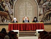 Постановления Епархиального собрания г. Москвы о состоянии и развитии церковной жизни в Первопрестольном граде