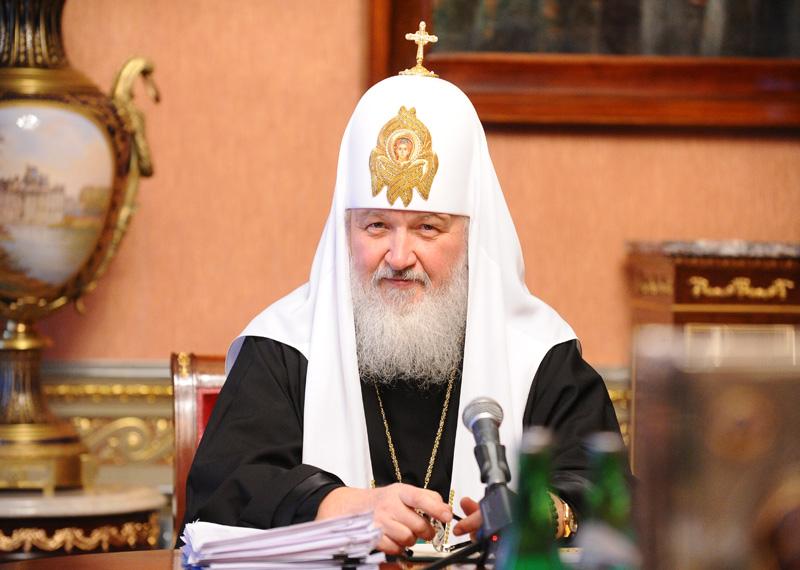 Заседание Священного Синода Русской Православной Церкви 25 декабря 2009 года