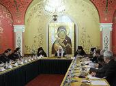 Святейший Патриарх Кирилл возглавил заседание Редакционного совета по написанию школьного учебника по предмету «Основы православной культуры»