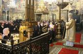 Проповедь Святейшего Патриарха Кирилла в Неделю святых отец