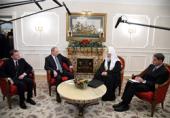 Стенограмма беседы Святейшего Патриарха Кирилла с председателем Правительства России В.В. Путиным 5 января 2010 года
