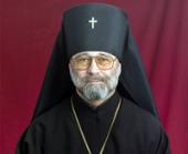 Патриаршее поздравление архиепископу Брюссельскому Симону с 35-летием служения в священном сане