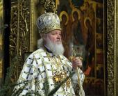 Проповедь Святейшего Патриарха Кирилла в Неделю по Рождестве Христовом в Успенском соборе Свято-Троицкой Сергиевой Лавры