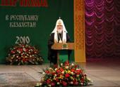 Святейший Патриарх Кирилл встретился с представителями общественности Казахстана
