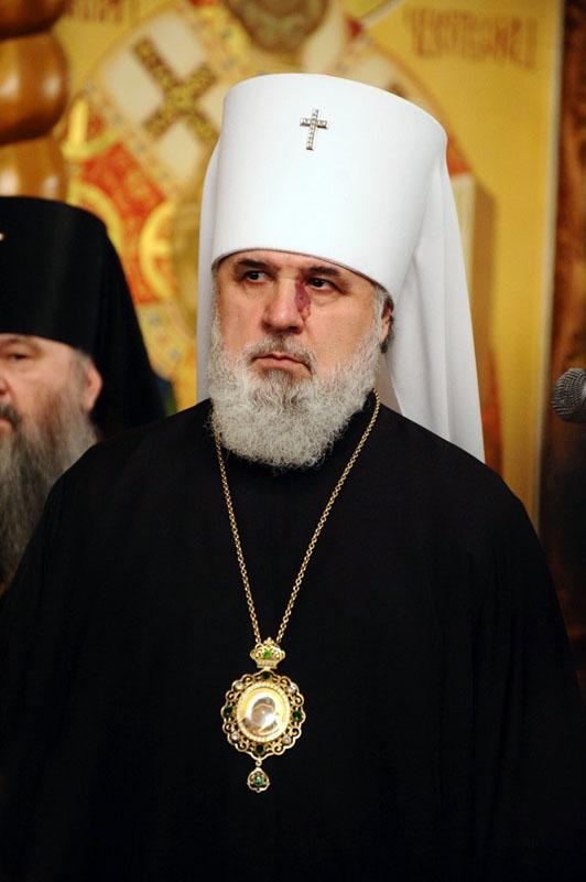 Патриарший визит в Казахстан. Посещение Никольского собора Алма-Аты.