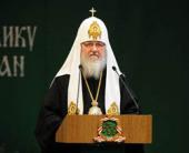 Выступление Святейшего Патриарха Кирилла на встрече с общественностью Казахстана