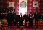 Святейший Патриарх Московский и всея Руси Кирилл возглавил X церемонию вручения премий Международного фонда единства православных народов