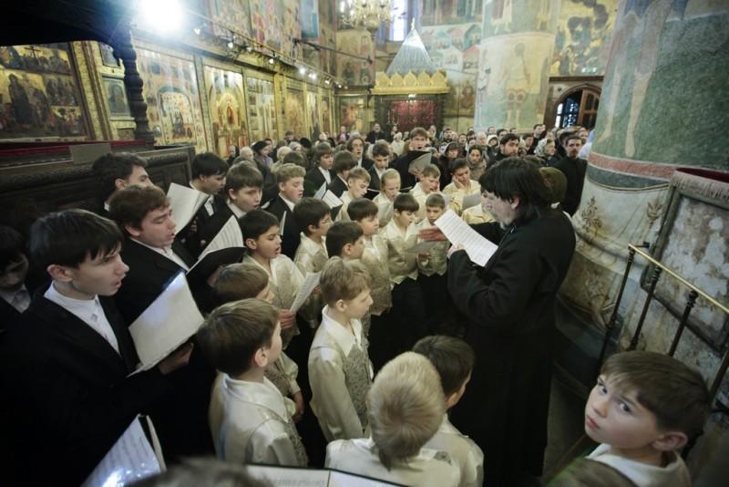 Патриаршее служение в день памяти святителя Филиппа, митрополита Московского