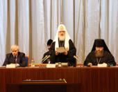 Выступление Святейшего Патриарха Кирилла на открытии XVIII Международных Рождественских чтений