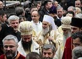 Состоялась первая интронизация Святейшего Патриарха Сербского Иринея