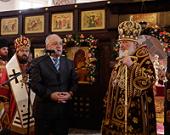Академик В.А. Садовничий предложил заключить договор о сотрудничестве между Русской Православной Церковью и Российским союзом ректоров