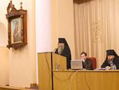 «Катехизация: существующие проблемы и пути их решения». Доклад епископа Саратовского Лонгина на XVIII Рождественских чтениях.